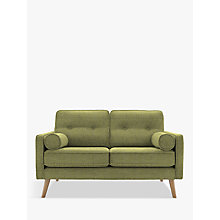 Buy G Plan Vintage The Sixty Five Small 2 Seater Sofa, Ash Leg Online at johnlewis.com