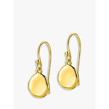Buy Dower & Hall Pebble Drop Earrings Online at johnlewis.com
