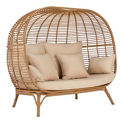 John Lewis Dakara (Fusion) Cabana 2 Seater Sofa Pod