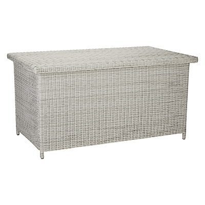 John Lewis Dante Outdoor Cushion and Storage Box