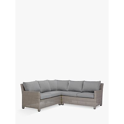 John Lewis Dante Outdoor Modular 4 Seater Corner Lounging Sofa