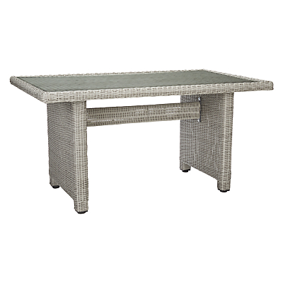 John Lewis Dante Low Outdoor Dining Table