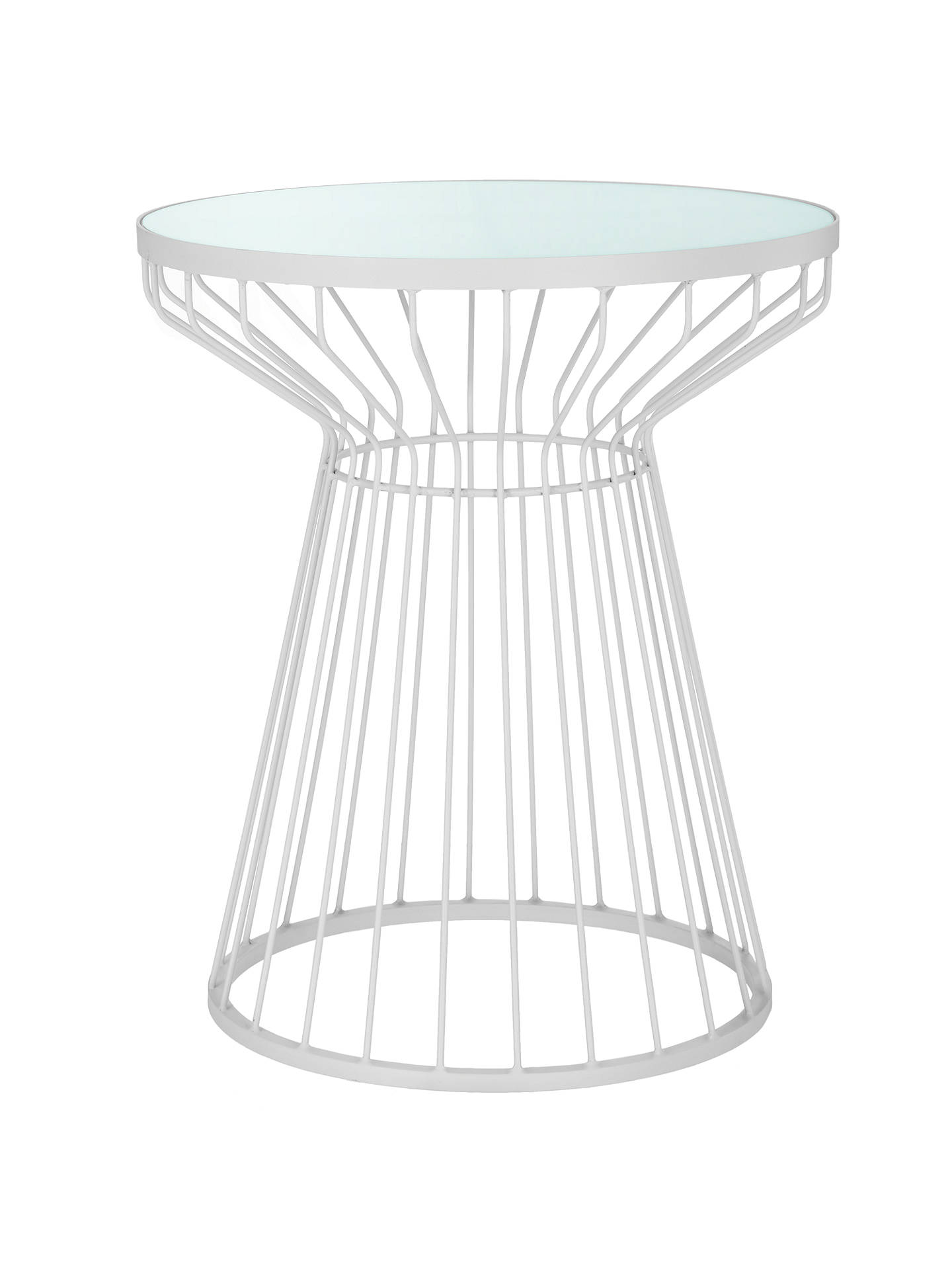 House by John Lewis Porto Bistro Garden Table and Chairs