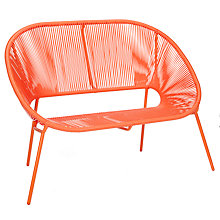 Buy House by John Lewis Salsa 2-Seater Garden Sofa Online at johnlewis.com