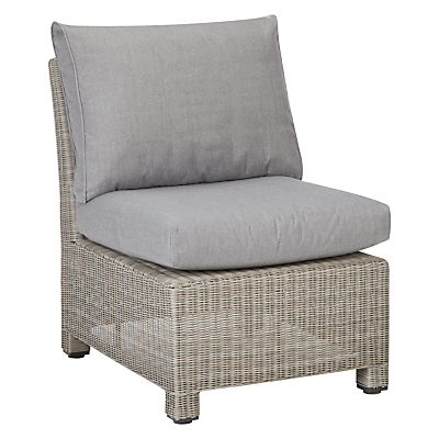 John Lewis & Partners Dante Garden Modular Middle Chair Unit