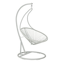 Buy House by John Lewis Salsa Outdoor Swing Seat Online at johnlewis.com
