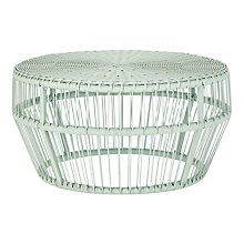 Buy House by John Lewis Salsa Outdoor Coffee Table, Dia.80cm Online at johnlewis.com