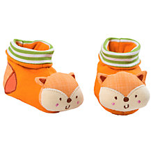 Buy Bright Starts Little Taggies Forest Foot Rattles, Multi, Assorted Online at johnlewis.com