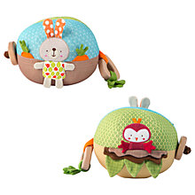 Buy Bright Starts Little Taggies Giggle Garden Ball Online at johnlewis.com