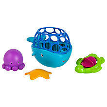 Buy Bright Starts Taggies Oball Tubby Scoop Friends Online at johnlewis.com