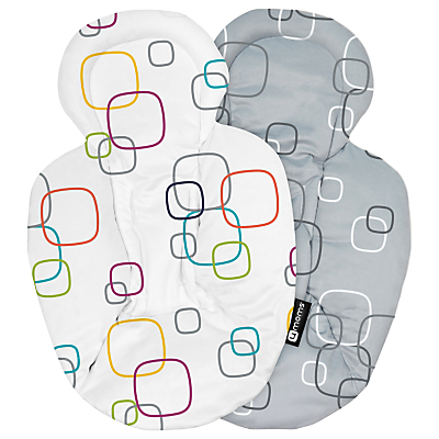 Image of 4Moms Newborn Reversible Insert, Grey