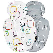 Buy 4Moms Newborn Reversible Insert, Grey Online at johnlewis.com