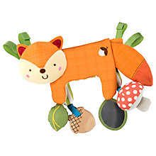 Buy Bright Starts Taggies Foxy Forest Toy Bar Online at johnlewis.com