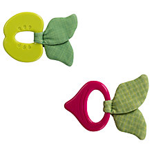 Buy Taggies Garden Chews Teether, Assorted Online at johnlewis.com