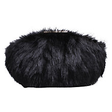 Buy Carvela Glory Faux Fur Clutch Bag Online at johnlewis.com