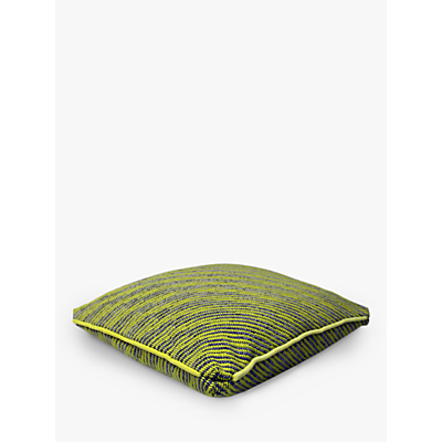 Duresta Victor Scatter Cushion, Juno Neon