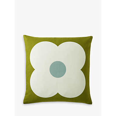 Orla Kiely Giant Abacus Flower Cushion