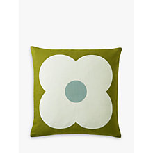 Buy Orla Kiely Giant Abacus Flower Cushion Online at johnlewis.com