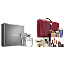 Buy Estée Lauder Pleasures For Men Gift Set and The Blockbuster Collection Online at johnlewis.com
