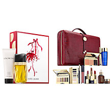 Buy Estée Lauder Essence Of Knowing Gift Set and The Blockbuster Collection Online at johnlewis.com