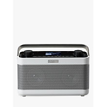 Buy ROBERTS Stream 218 DAB+/FM/Internet Smart Radio with Bluetooth & Spotify Connect Online at johnlewis.com