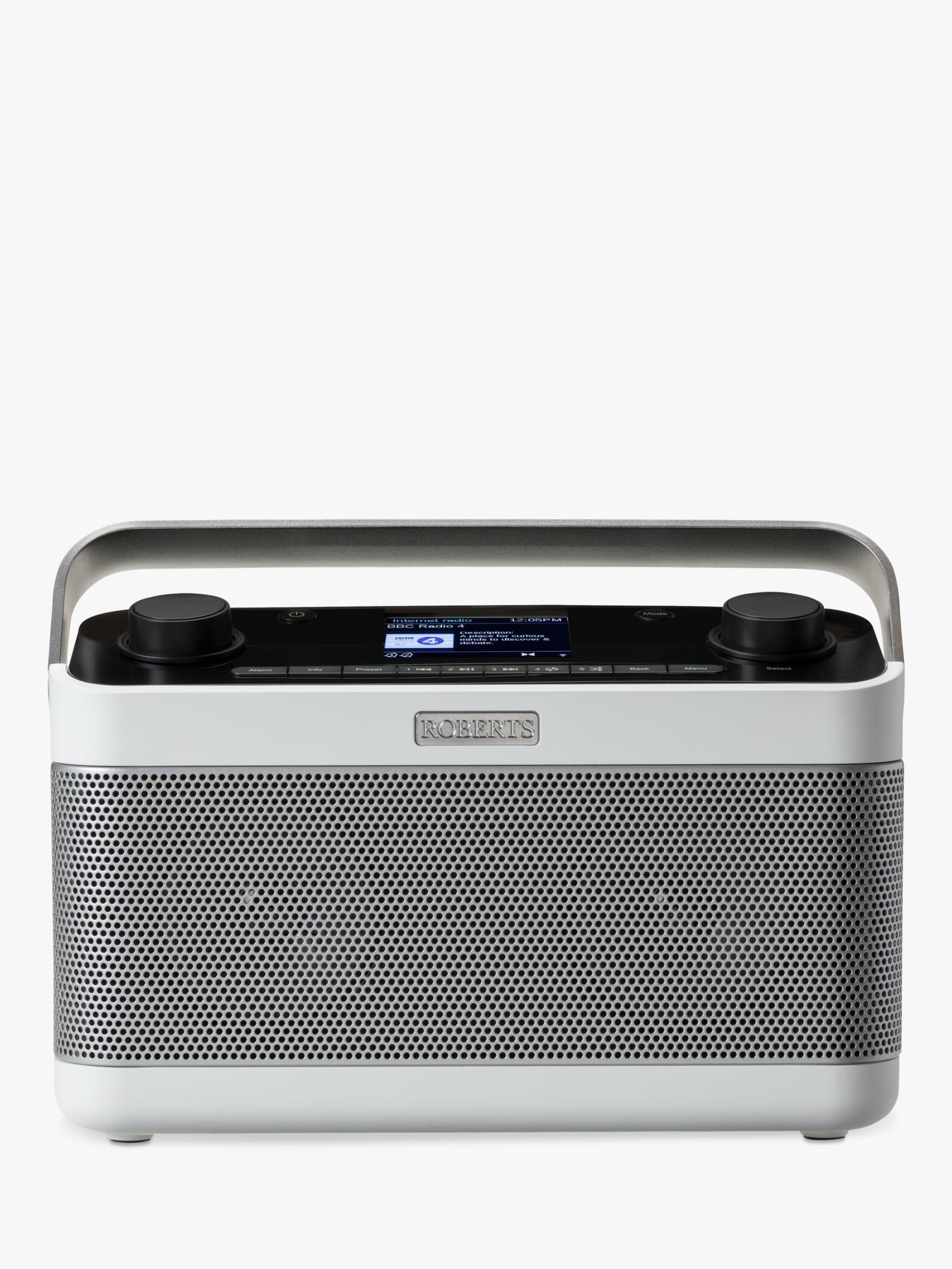 Roberts ROBERTS Stream 218 DAB+/FM/Internet Smart Radio with Bluetooth & Spotify Connect