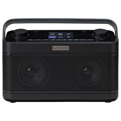 Image of DAB/DAB+/FM/Internet Radio 120 Station Preset Bluetooth