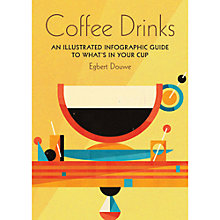 Buy Coffee Drinks Illustrated Guide Online at johnlewis.com