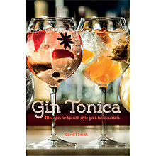 Buy Gin Tonica Cocktail Recipes Online at johnlewis.com