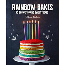 Buy Rainbow Bakes Online at johnlewis.com