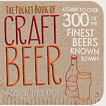Buy The Pocket Book Of Craft Beer Online at johnlewis.com