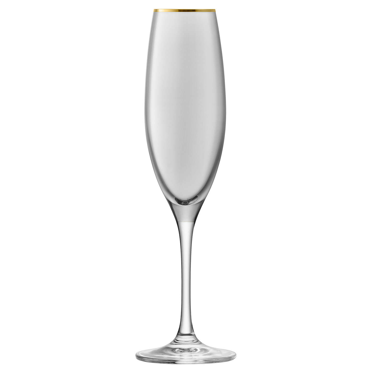 BuyLSA International Sorbet Flutes, 225ml, Set of 2, Liquorice Online at johnlewis.com
