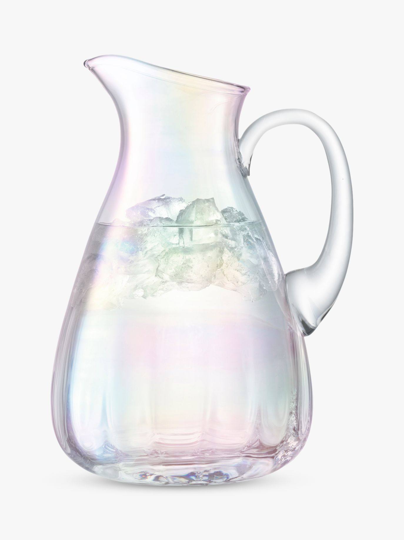 LSA International LSA International Pearl Glass Jug, 2.2L