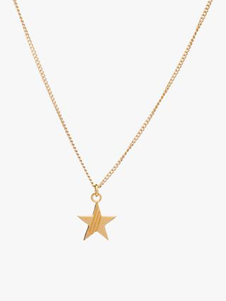 Rachel Jackson London Star Pendant Necklace