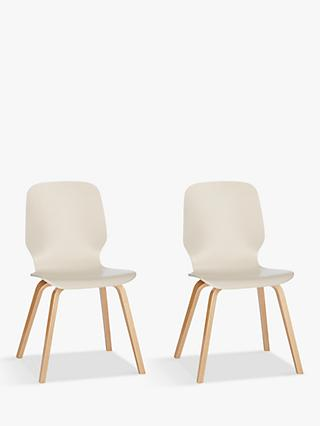 House By John Lewis Anton Dining Chairs Set Of 2