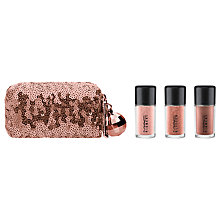 Buy MAC Snow Ball Pigment and Glitter Kit, Pink Online at johnlewis.com