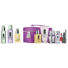 Buy Clinique Clarifying Lotion 2, Facial Soap - Mild, Moisturising Lotion+ and The Best of Clinique Online at johnlewis.com