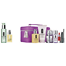 Buy Clinique Liquid Facial Soap - Mild, Moisturising Lotion+ and The Best of Clinique Online at johnlewis.com