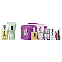 Buy Clinique Foaming Sonic Facial Soap, Moisturising Gel and The Best of Clinique Online at johnlewis.com