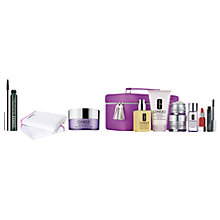 Buy Clinique Mascara, Cleansing Balm, Muslin Cloth and The Best of Clinique Online at johnlewis.com