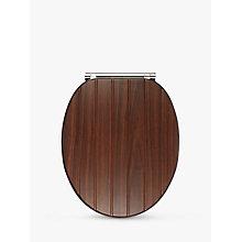 Dark Brown Toilet Seat. Buy John Lewis Bali Antibacterial Soft Close Toilet Seat  Brown Online at johnlewis com Seats
