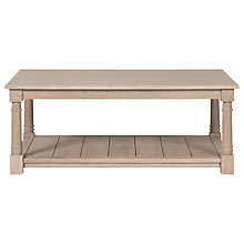 Buy Neptune Edinburgh Small Coffee Table, Natural Online at johnlewis.com