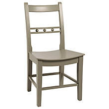 Buy Neptune Suffolk Dining Chair, Honed Slate Online at johnlewis.com