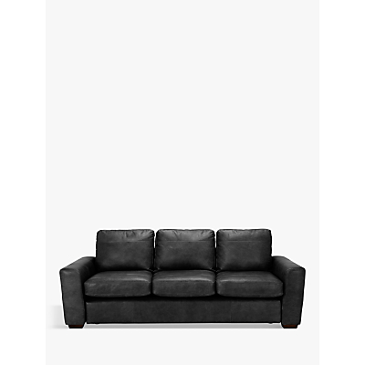House by John Lewis Oliver Grand 4 Seater Sofa, Dark Leg