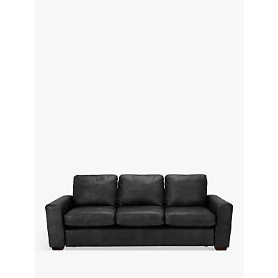 House by John Lewis Oliver Grand 4 Seater Sofa, Dark Leg
