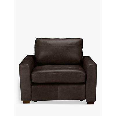 House by John Lewis Oliver Armchair, Dark Leg