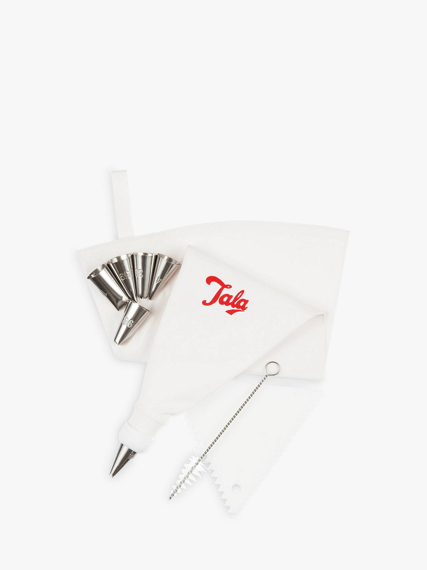 Buy Tala Icing Bag and 6 Nozzle Set Online at johnlewis.com