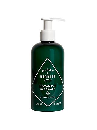 Björk & Berries Botanist Hand Wash, 250ml