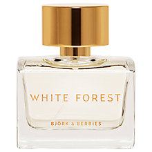 Buy Björk & Berries White Forest Eau de Parfum, 50ml Online at johnlewis.com