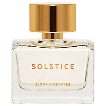 Buy Björk & Berries Solstice Eau de Parfum, 50ml Online at johnlewis.com